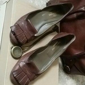 Valentino Low heel loafer